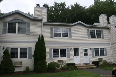 Tolland County, Windham County Condo/Townhouse For Sale: 64 Crystal Lane #B