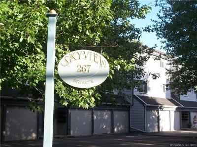 Norwalk Condo/Townhouse For Sale: 267 West Cedar Street #3C