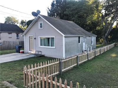New London County Single Family Home For Sale: 33 Vivian Street