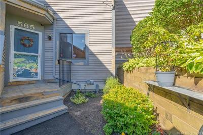 Wallingford CT Condo/Townhouse For Sale: $165,000