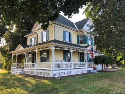 Enfield Multi Family Home For Sale: 131 Town Farm Road