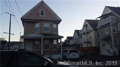 Bridgeport Single Family Home For Sale: 252 Stillman Street