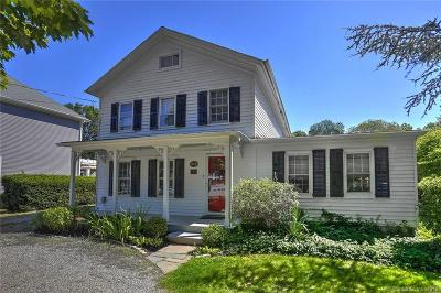 Fairfield Single Family Home For Sale: 1012 Mill Plain Road