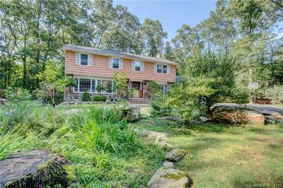 Glastonbury Single Family Home For Sale: 257 Woodhaven Road