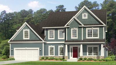 Branford Single Family Home For Sale: 87 Stony Creek Road