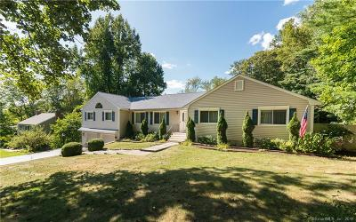 Danbury Single Family Home For Sale: 16 Heritage Drive