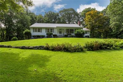 Wilton Single Family Home For Sale: 8 Tall Trees Lane