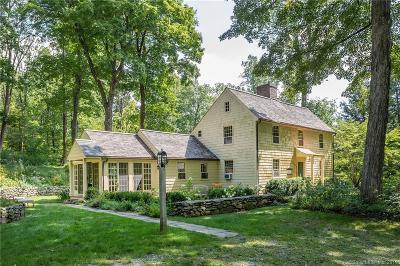 Litchfield Single Family Home For Sale: 462 Milton Road