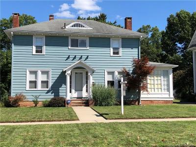 New Haven Single Family Home For Sale: 303 Central Avenue
