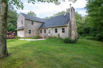 Morris Single Family Home For Sale: 4 Esthers Lane Extension