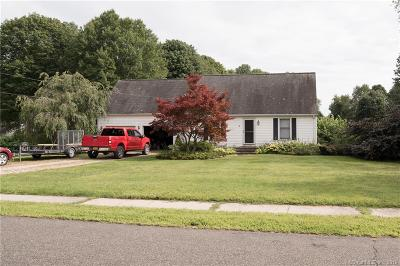 Litchfield Single Family Home For Sale: 35 Circle Drive
