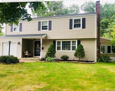 Newington Single Family Home For Sale: 1256 Willard Avenue