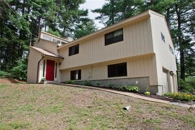 Simsbury Single Family Home For Sale: 63 Northgate