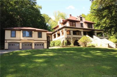 Morris Single Family Home For Sale: 189 Bantam Lake Road