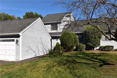 Watertown Condo/Townhouse For Sale: 15 Cannon Ridge Drive #15