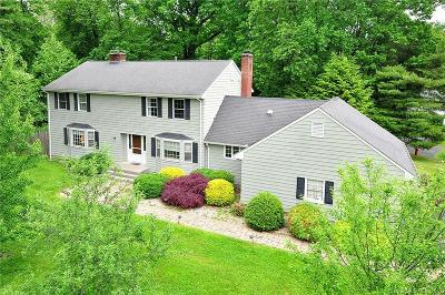 West Hartford Single Family Home For Sale: 74 Brookside Drive