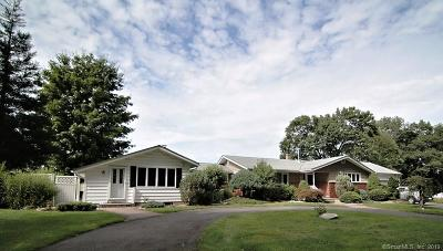 Wethersfield Single Family Home For Sale: 20-22 Highcrest Acres