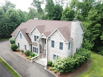 Stamford Single Family Home For Sale: 50 Old Mill Lane