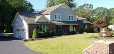 New Haven County Single Family Home For Sale: 8 Pez Court