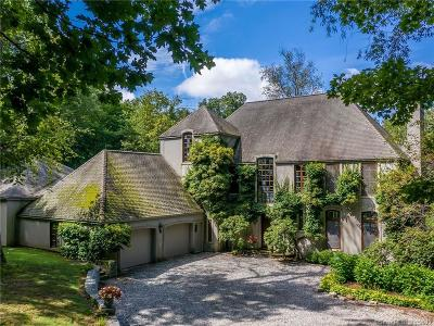 Litchfield Single Family Home For Sale: 28 West Chestnut Hill Road