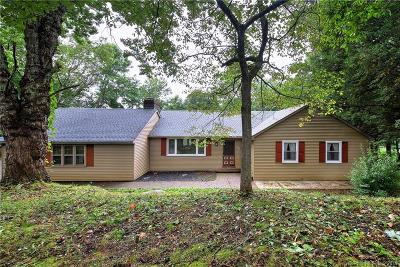 Woodbury Single Family Home For Sale: 85 Flanders Road