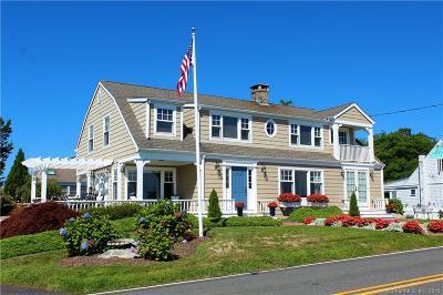 Groton Single Family Home For Sale: 114 East Shore Avenue