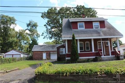 Bridgeport Single Family Home For Sale: 171 Moffitt Street