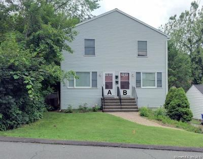 Danbury Multi Family Home For Sale: 14 4th Street