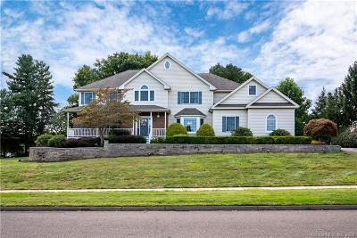 Wethersfield Single Family Home For Sale: 109 Liberty Hill East