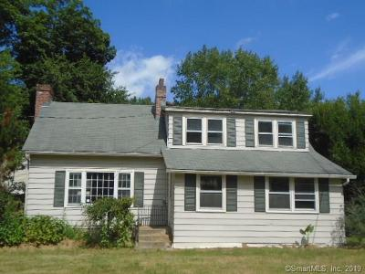Fairfield Single Family Home For Sale: 54 Catamount Road