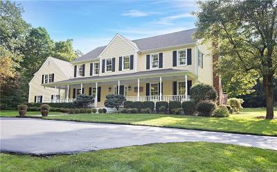 Ridgefield Single Family Home For Sale: 34 Old Branchville Road