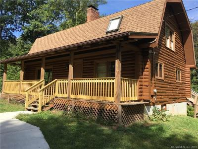 Thomaston Single Family Home For Sale: 1177 Old Northfield Road