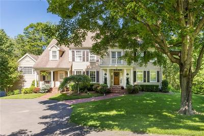 Ridgefield Single Family Home For Sale: 69 South Salem Road