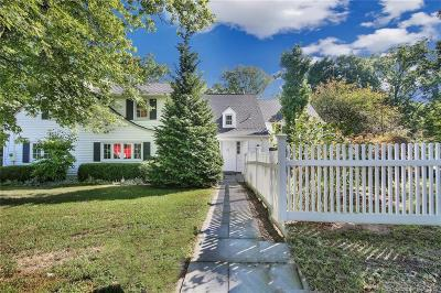 Middlebury Single Family Home For Sale: 28 Porter Hill Road