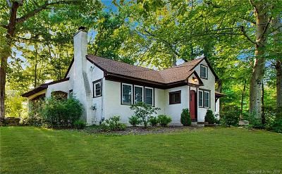 Orange Single Family Home For Sale: 826 Indian Hill Road