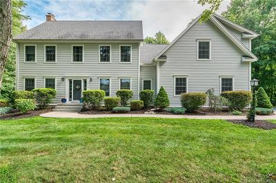 Coventry Single Family Home For Sale: 34 Farmstead Lane