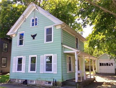 New London Single Family Home For Sale: 8 Bristol Street