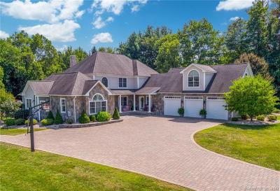 Suffield Single Family Home For Sale: 4 Cherry Brook Lane