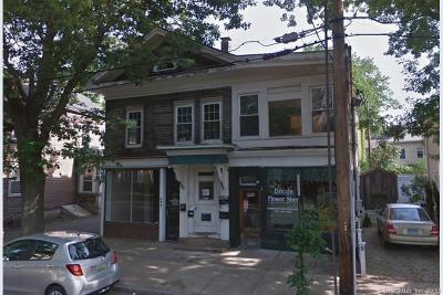 E Haven, New Haven, W Haven Multi Family Home For Sale: 597 Chapel Street
