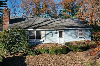 Suffield Single Family Home For Sale: 146 Jackson Drive