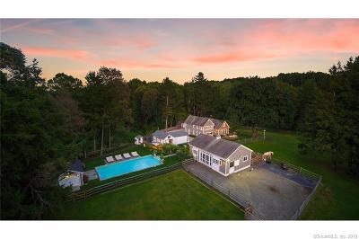 Fairfield Single Family Home For Sale: 160 Cedar Road