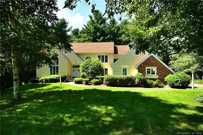 South Windsor Single Family Home For Sale: 87 Greenwood Drive