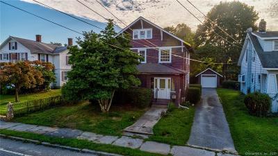 New London Single Family Home For Sale: 549 Ocean Avenue