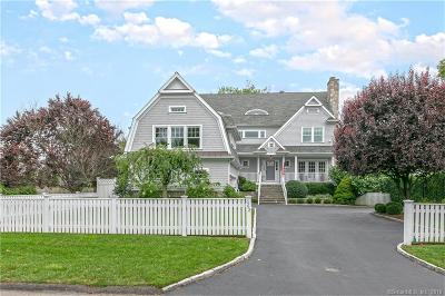Fairfield Single Family Home For Sale: 362 Penfield Road