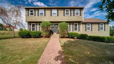 Meriden Single Family Home For Sale: 9 Milici Circle