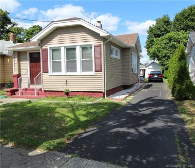 West Haven Single Family Home For Sale: 9 Curtiss Avenue