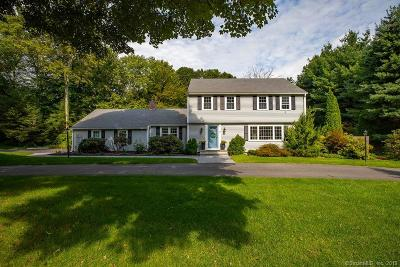 Wallingford Single Family Home For Sale: 18 Laurelwood Drive