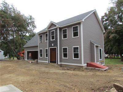Stonington Single Family Home For Sale: 28 Burdick Lane