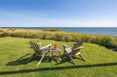 Fairfield Single Family Home For Sale: 901 Fairfield Beach Road