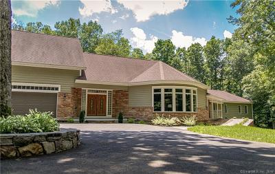 Ellington Single Family Home For Sale: 104 Crystal Lake Road